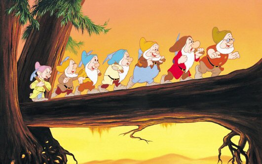 snow white and the seven dwarfs images
